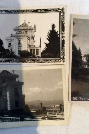 Üç adet Trabzon Fotoğrafı