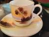 Japon El Boyama Türk kahve Fincanı