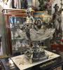 Christofle sterling silver centerpiece