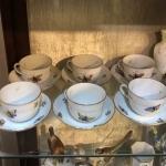 Herend Victoria kahve fincan takımı